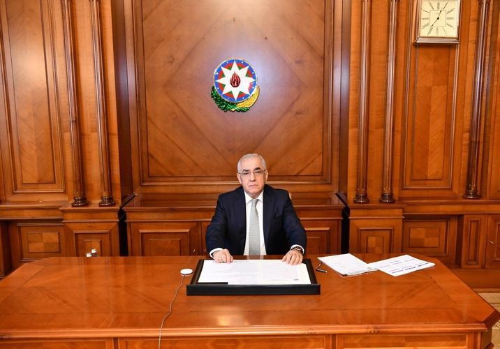 """Azerbaijan's Prime Minister: """"Compliance with quarantine rules in such hard times represents greater significance"""""""