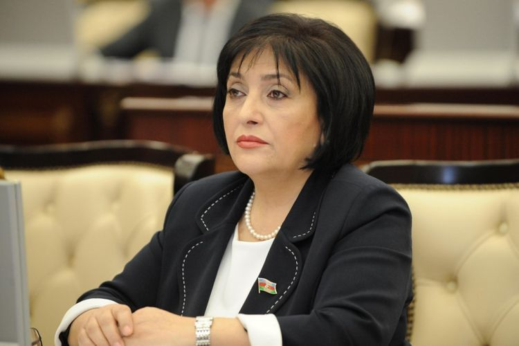 Sahiba Gafarova received Pakistan's ambassador to Azerbaijan
