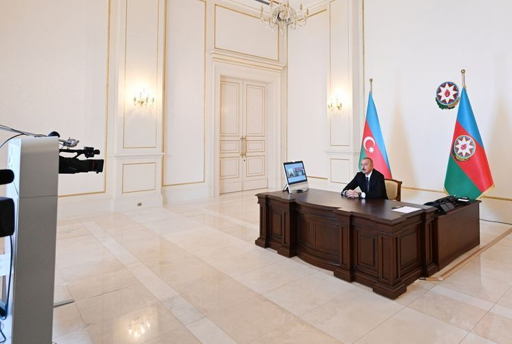 Head of state: Unfortunately, Armenia is using civilians in order to have more people on the ground