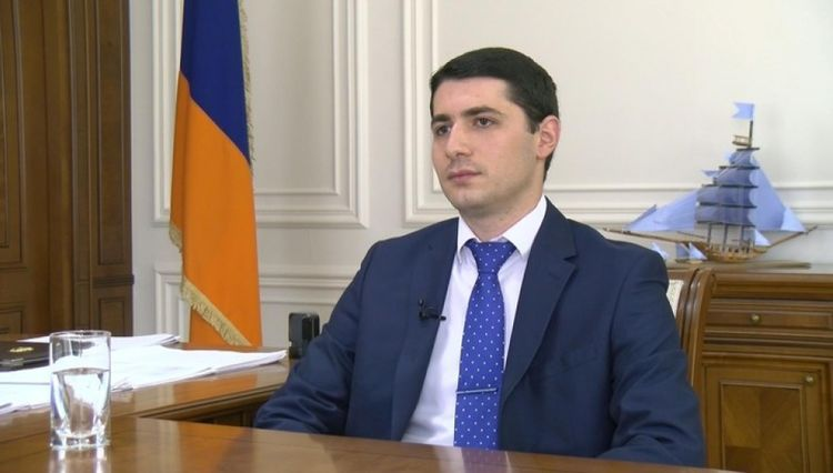 Director of National Security Service of Armenia removed from post