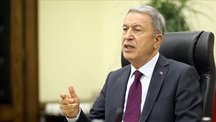 """Hulusi Akar: """"We do not have patience to wait another 30 years"""""""
