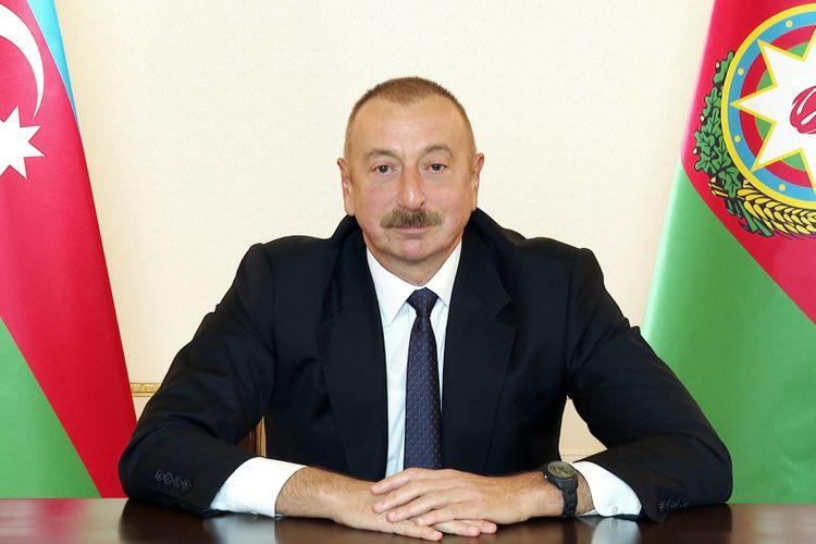 Azərbaycan Prezidenti Ermənistanın məhv edilmiş və qənimət kimi götürülmüş hərbi texnikasının siyahısını açıqlayıb