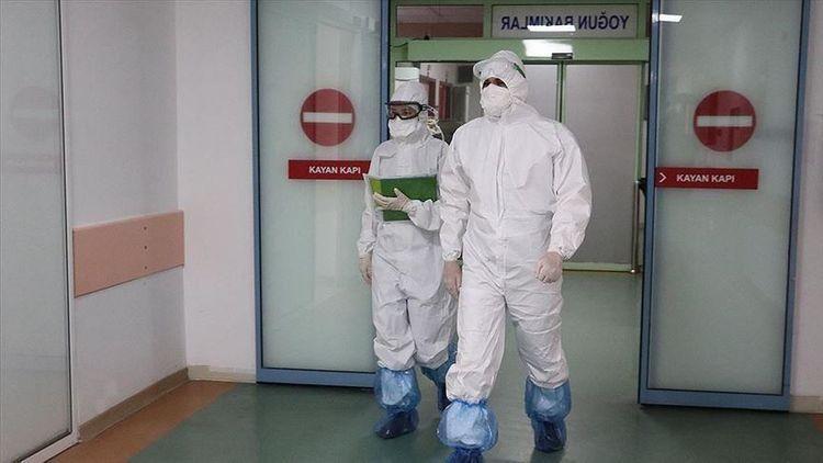 Turkey reports 1,629 new coronavirus patients