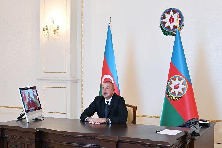 President: OSCE Minsk Group