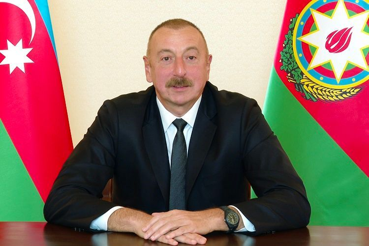 Azerbaijani President: Our goal is to defend our people, to defend our country and to defend our right to live on our land