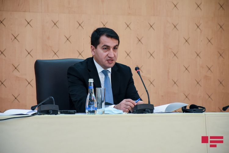 """Assistant to President: """"As a result of counter-attack of Azerbaijan, Armenia"""