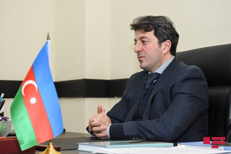 """Tural Ganjaliyev: """"Victories of Azerbaijani army revealed a number of our positive qualities"""""""