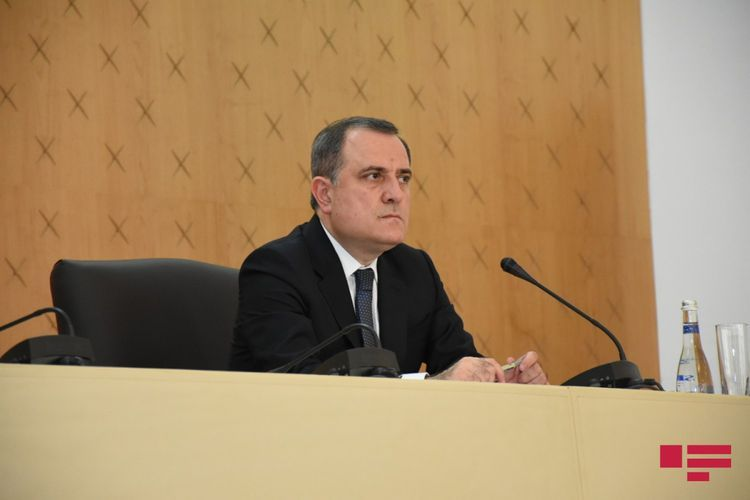 """Minister: """"Armenia made many appeals for ceasefire itself, but grossly violates the ceasefire, when it comes into force"""""""