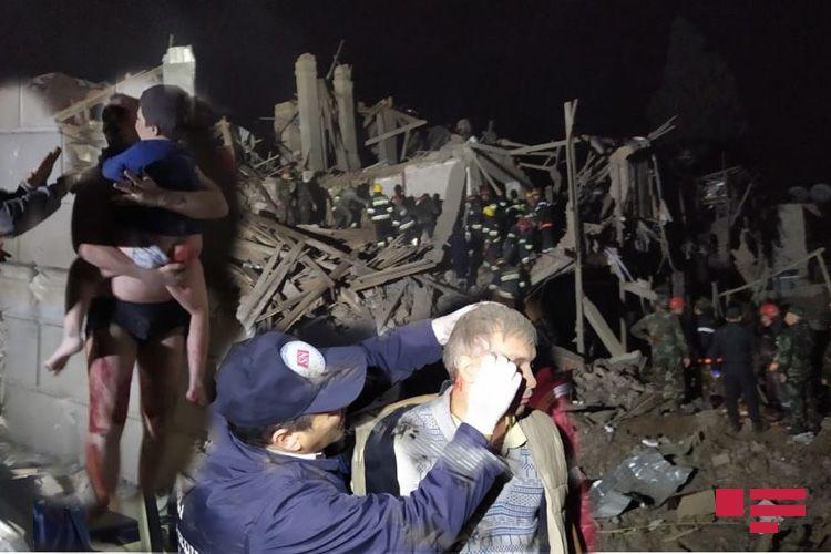 5 civilians killed, more than 28 injured as Armenia fires missile to Azerbaijan