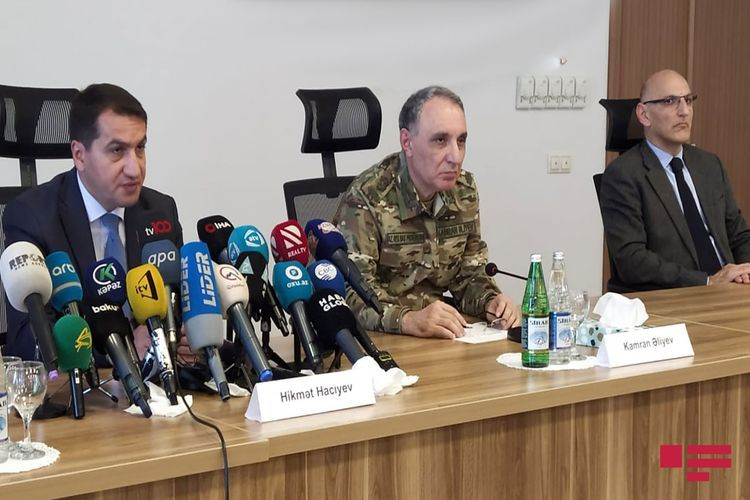 """Elchin Amirbayov: """"Sharpest reaction to Armenia should come from parties working for a ceasefire"""""""