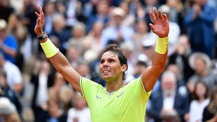 Rafael Nadal wins 13th French Open title