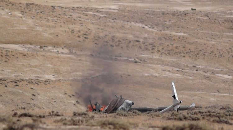 MoD: 3 UAVs of the enemy were destroyed - VIDEO