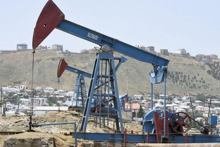 Azeri Light oil price increases