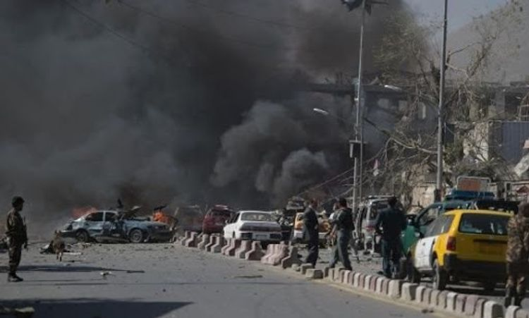15 killed, 26 injured as vehicle bomb hits police base in Afghanistan