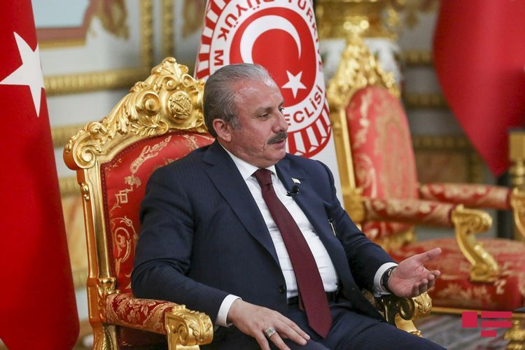 Chairman of Turkish Parliament to visit Azerbaijan