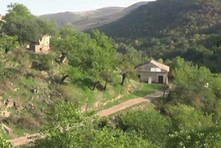 Azerbaijani MoD: Video of the liberated villages of Khojavend region - <span class=