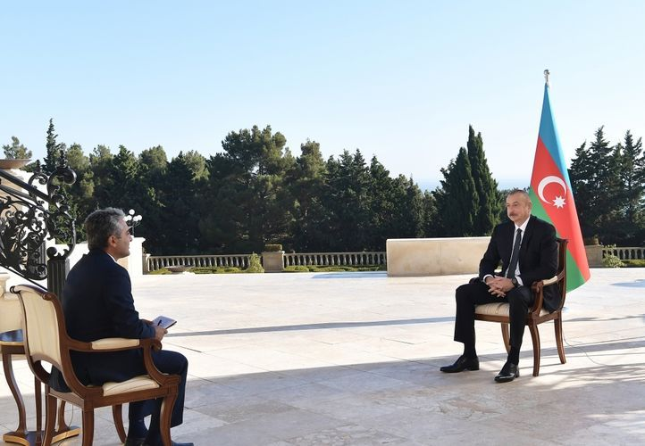 """President Ilham Aliyev: """"It is not so much important when the good news is announced – on the 18th, on the 17th, on the 19th. The important thing is that let we do it"""""""