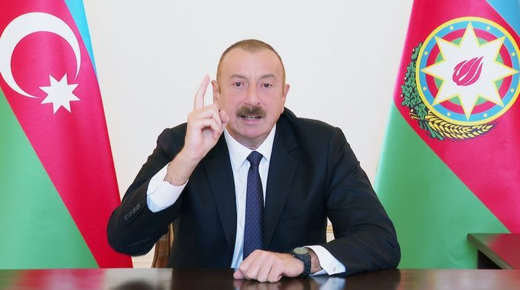 Azerbaijani President: Fuzuli operation and other operations will be included in military books
