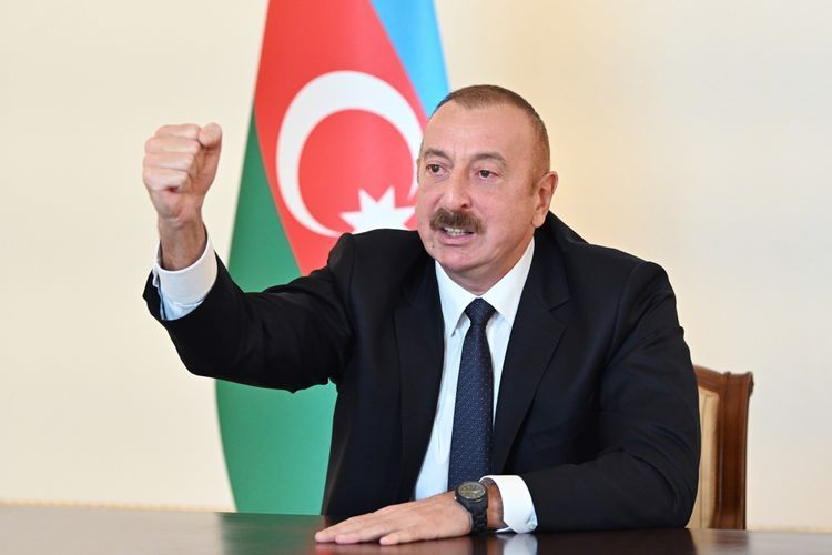 Azerbaijani President: From a strategic point of view, the splitting of several lines of defense on the line of contact with Fuzuli gives us another strategic advantage