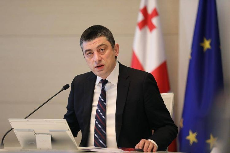 Georgia's Prime Minister congratulated his Azerbaijani counterpart on occasion of Independence Day