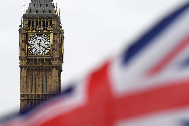 UK credit rating downgraded by Moody