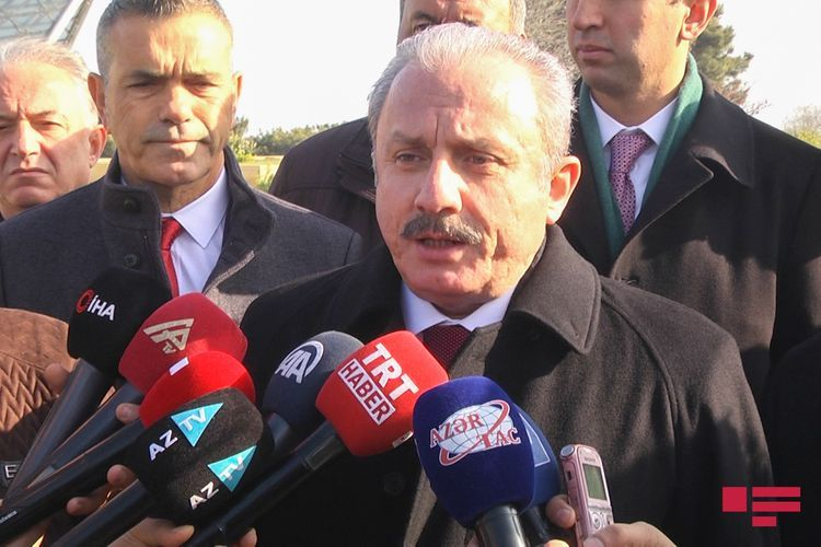 Schedule of visit of Speaker of the Turkish Grand National Assembly unveiled