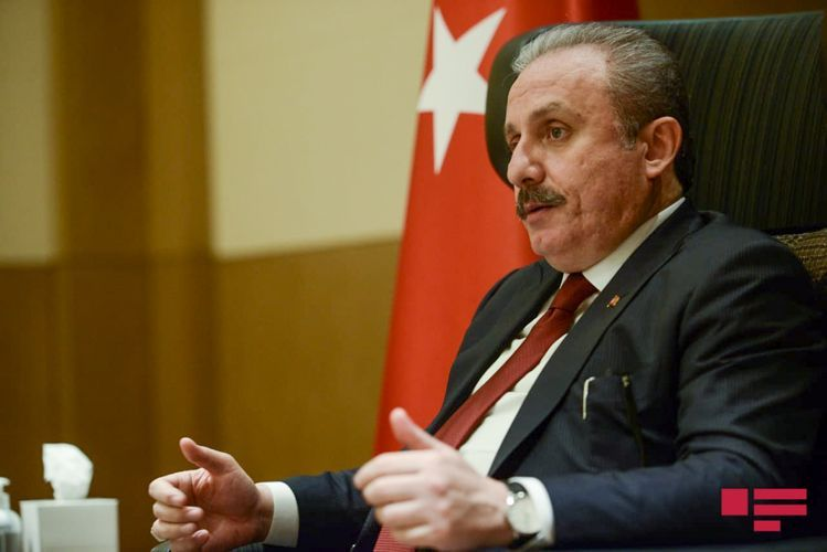 """Mustafa Shentop: """"Azerbaijan went into action, because discussions carried out by co-chairs for 30 years, remained without result"""""""