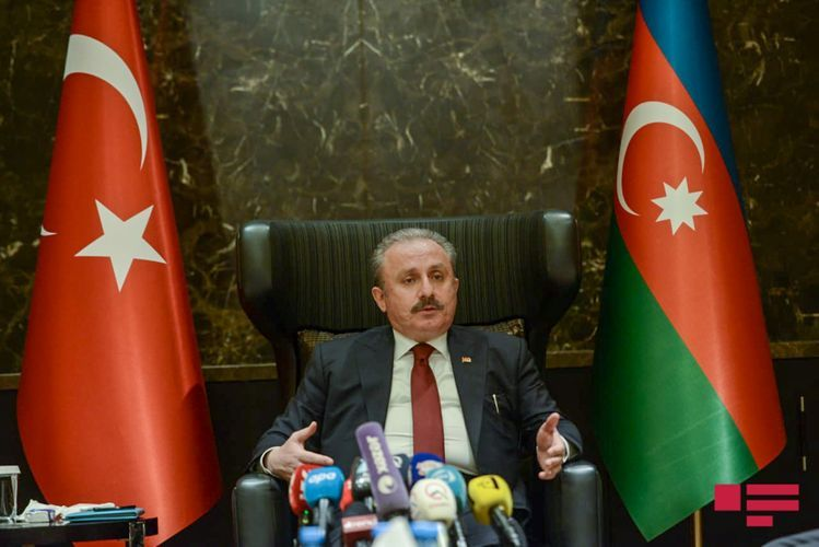 """TGNA Chairman: """"It is known that co-chair countries provide arm aid to Armenia"""""""