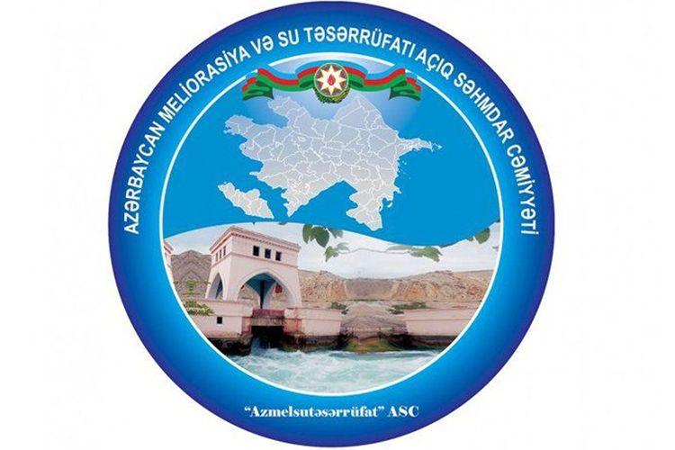 Tərtərçay Sol Sahil və  Xanarx kanalları yenidən qurulacaq
