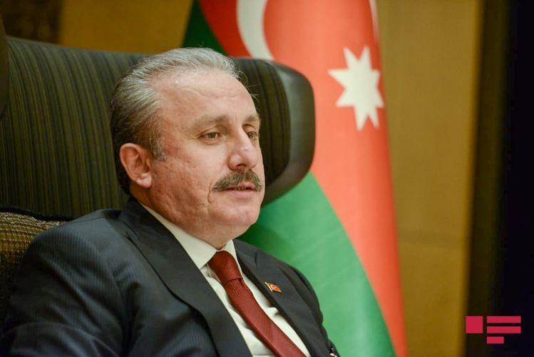 Turkish Parliament speaker comments on possibility of Armenian attack on Nakhchivan