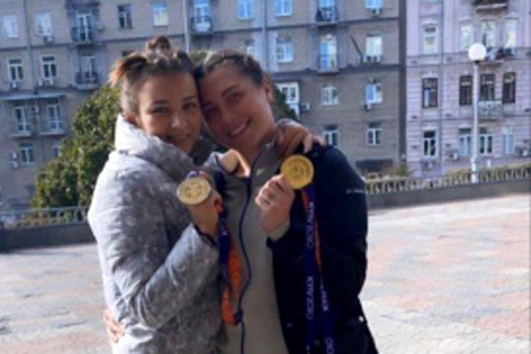 Azərbaycan güləşçiləri Ukraynada 2 medal qazanıb