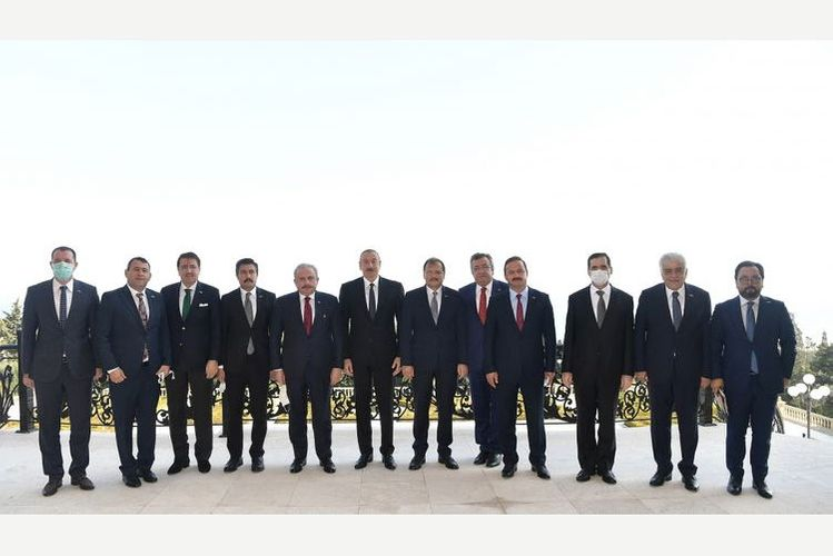 """Azərbaycan Prezidenti: """"Türkiyə dövlətinin və xalqının dəstəyi xüsusi önəm daşıyır"""""""