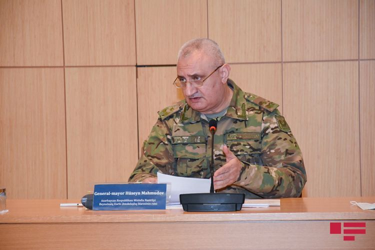 """MoD: """"Armenians tried re-seize liberated villages of Jabrayil"""""""