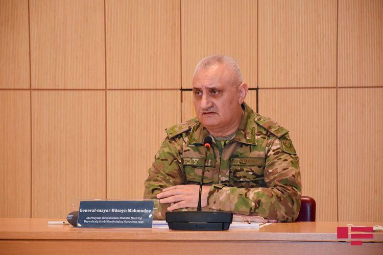 Azerbaijan's MoD: Armenia wants to use civilian population as shield