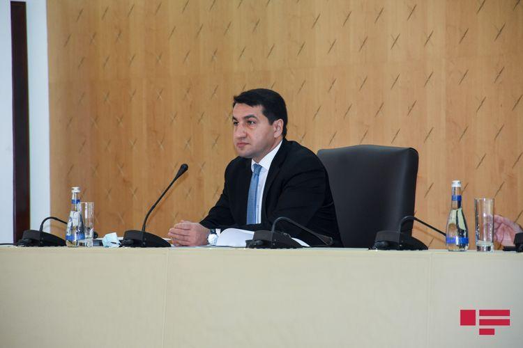 Хикмет Гаджиев: Азербайджан по возможности обеспечивает безопасность нефтегазовой структуры международного значения