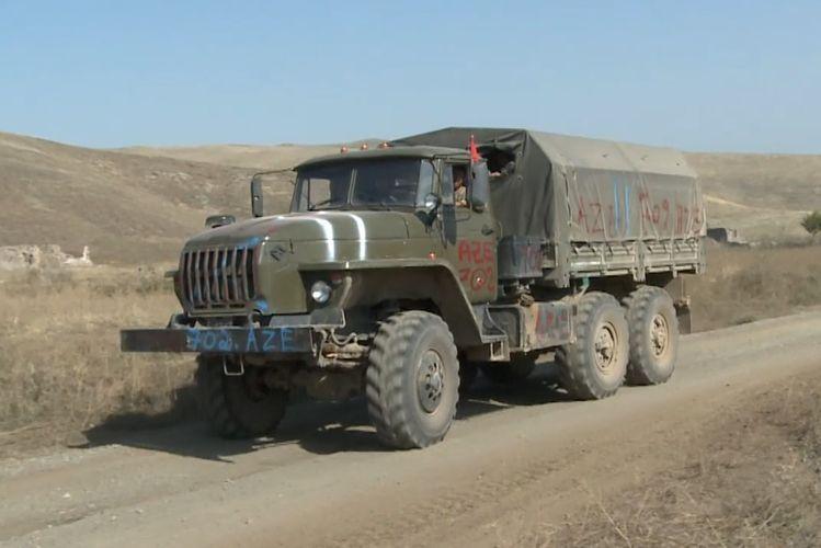 ВС Азербайджана захватили новые военные трофеи - ВИДЕО