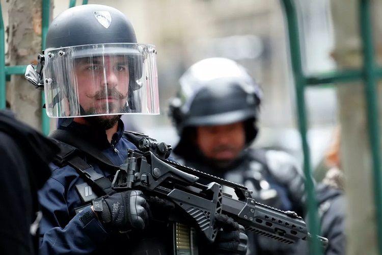 Еще четырех человек задержали по делу об убийстве учителя под Парижем