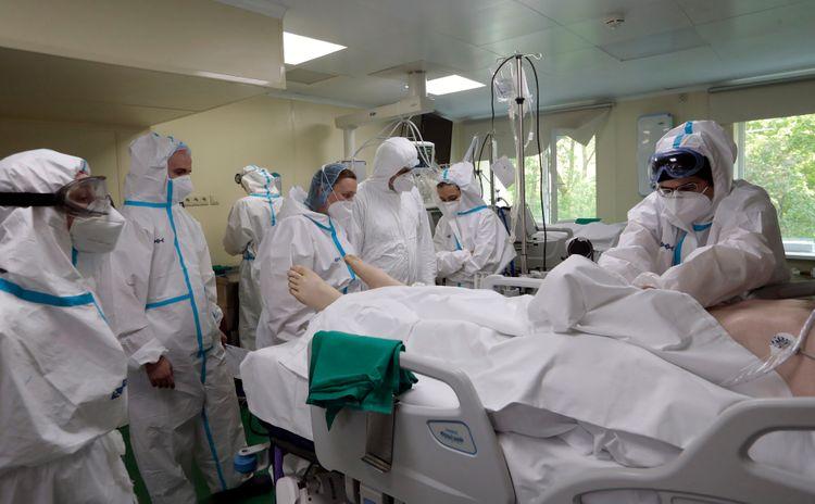 В Москве умерли еще 49 пациентов с коронавирусом
