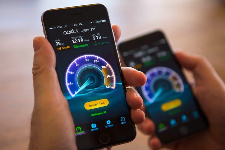 Azərbaycanda mobil internetin sürəti sentyabrda 35 Mbit/saniyədən çox olub