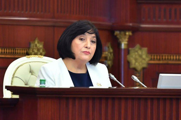 Сахиба Гафарова: Враг должен знать, что совершенные им подлые преступления не останутся безнаказанными