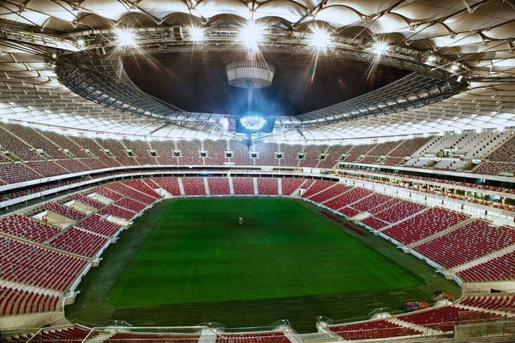 Polşa Milli Stadionu koronavirus səbəbindən xəstəxanaya çevrilib