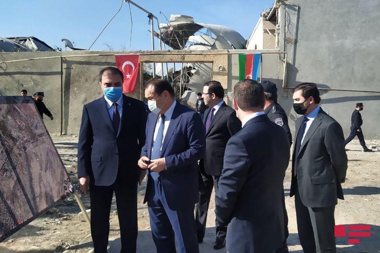 Secretary-General of Turkic Council visits Azerbaijan
