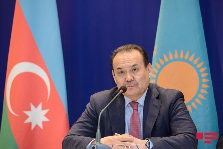 Генеральный секретарь: В этой войне тюркский мир рядом с Азербайджаном