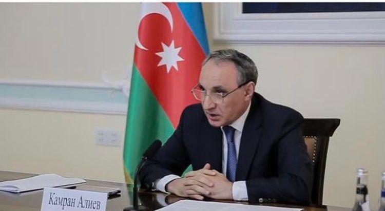 Кямран Алиев: Возбуждено 37 уголовных дел по фактам преступлений, совершенных армянами против нашего гражданского населения