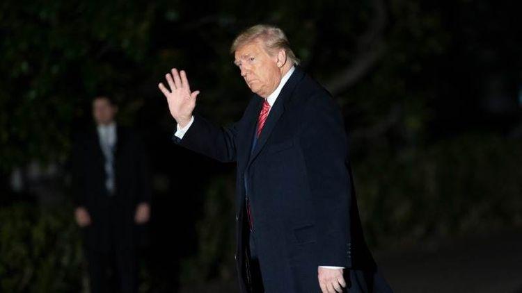Trump on coronavirus: US will never shut down