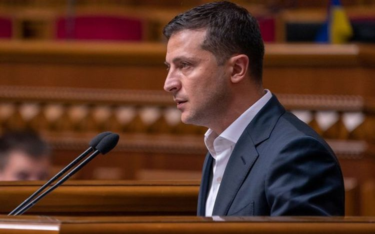 Ukraine to construct two naval bases in Black Sea, says Zelensky