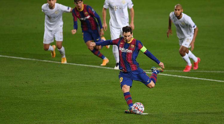 Lionel Messi Çempionlar Liqasında rekorda şərik olub