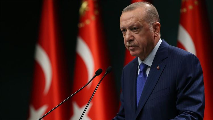 Turkey to continue energy search in Black Sea: Erdogan