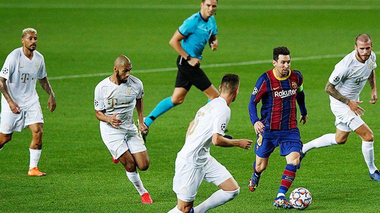 «Барселона» разгромила «Ференцварош» в матче Лиги чемпионов