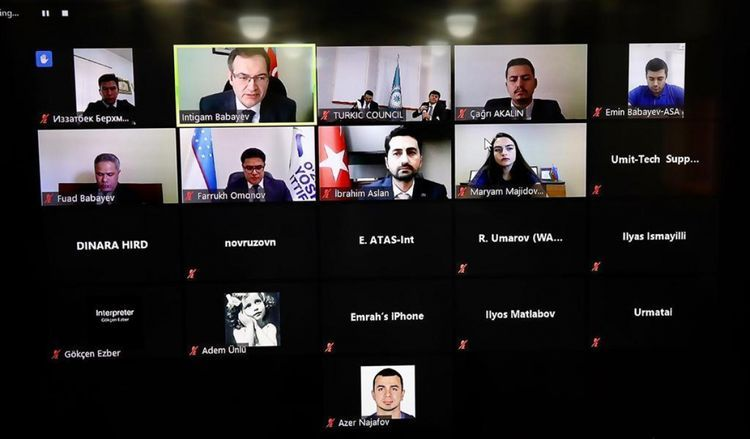 Turkic Council Youth Platform adopts statement supporting Azerbaijan in Nagorno- Karabakh issue